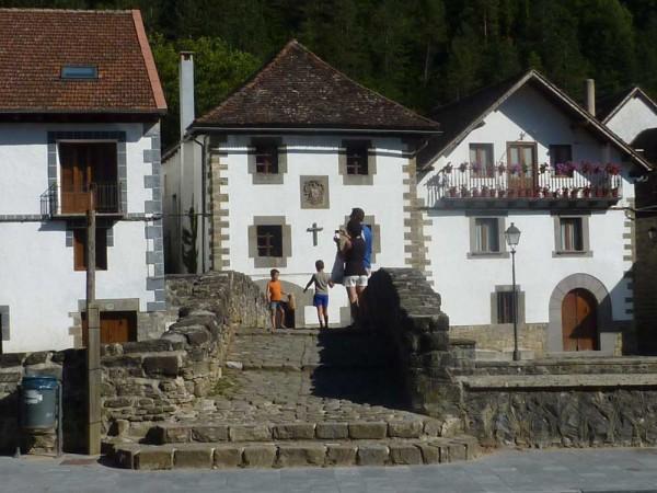 Ochagavía, in Navarre