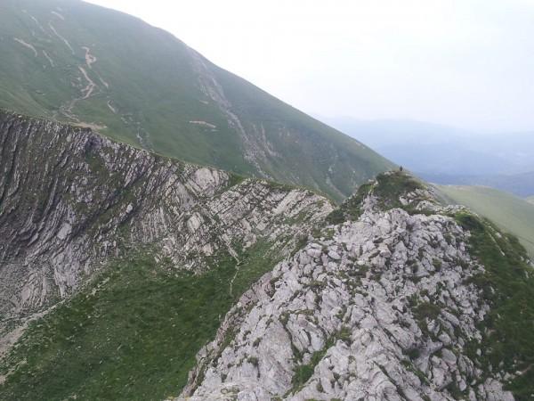 Day 9. Zazpigain ridge.