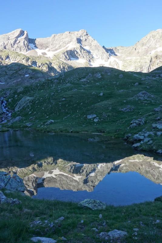 Day 18. Lac d'Arratille.