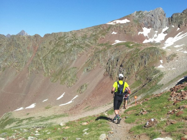 Day 18. Col des Mulets.