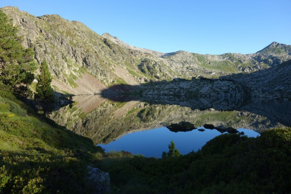 Day 38. Estany de Romedo de Dalt.