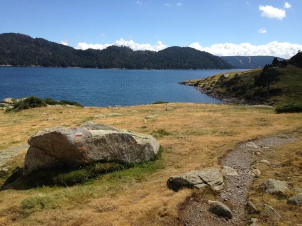 Day 46. Lac des Bouillouses.