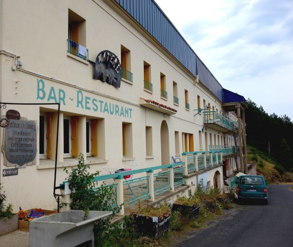 Day 51. The Batère hostel used to provide accommodation for miners.